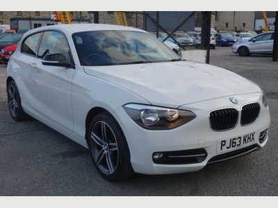 BMW 1 Series Hatchback 1.6 114i Sport Sports Hatch (s/s) 3dr