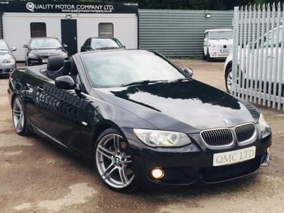 BMW 3 Series Convertible 3.0 325d Sport Plus 2dr