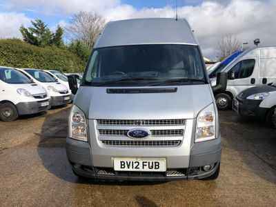 Ford Transit Panel Van 2.2 TDCi 350 Trend High Roof MWB 3dr