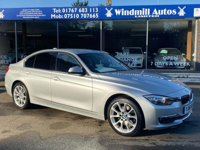 BMW 3 SERIES Saloon 2.0 320d Luxury (s/s) 4dr