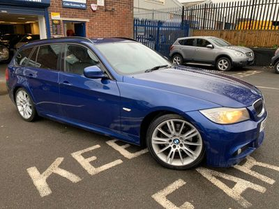 BMW 3 Series Estate 2.0 320d M Sport Business Edition Touring 5dr