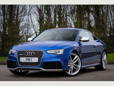 Audi RS5 Coupe 4.2 TFSI S Tronic quattro 2dr