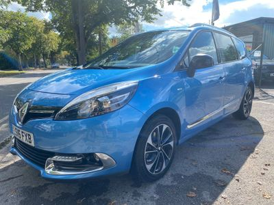 Renault Grand Scenic MPV 1.5 dCi Dynamique Nav Bose+ Pack EDC Auto 5dr