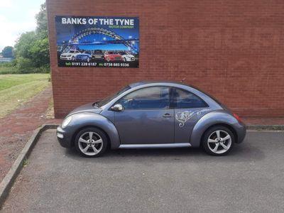 Volkswagen Beetle Hatchback 1.9 TDI 3dr