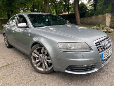 Audi S6 Saloon Saloon 5.2 quattro 4dr