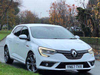 Renault Megane Hatchback 1.5 dCi Signature Nav (s/s) 5dr