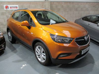 Vauxhall Mokka X SUV 1.6 CDTi Design Nav (s/s) 5dr