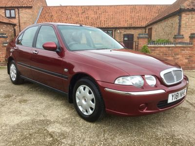 ROVER 45 Hatchback 1.4 Impression 5dr