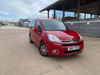 Citroen Berlingo MPV 1.6 HDi VTR (Family Pack) 5dr
