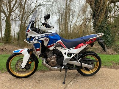 Honda CRF1000L Africa Twin Adventure 1000 Africa Twin ABS DCT