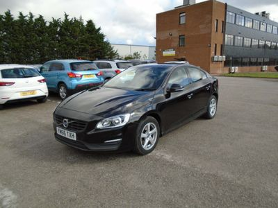 Volvo S60 Saloon 2.0 D2 Business Edition (s/s) 4dr