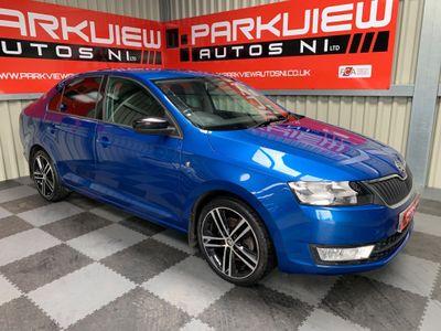 SKODA Rapid Hatchback 1.2 TSI Sport 5dr