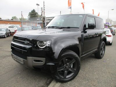 Land Rover Defender 90 SUV 3.0 D250 MHEV X-Dynamic SE Auto 4WD (s/s) 3dr