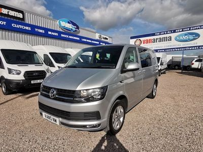 Volkswagen Transporter Unlisted 2.0 TDI T32 BlueMotion Tech Highline Crew Van DSG FWD (s/s) 5dr