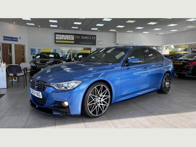 BMW 3 Series Saloon 3.0 335i M Sport (s/s) 4dr