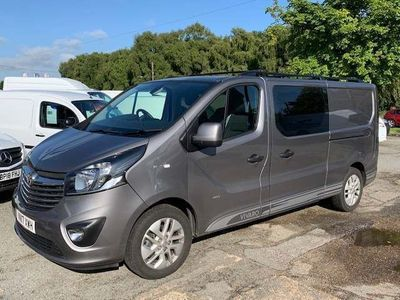 VAUXHALL VIVARO Other 1.6 CDTi BiTurbo 2900 L2H1 Limited Edition NAV (s/s) 5dr