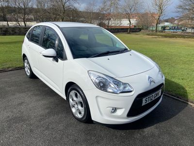 Citroen C3 Hatchback 1.4 i 8v White 5dr