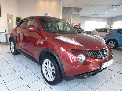 Nissan Juke SUV 1.6 16v Tekna 5dr