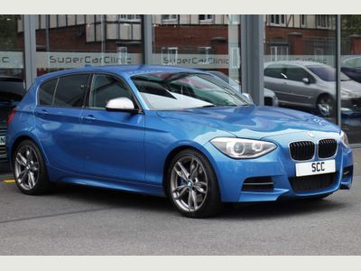 BMW 1 Series Hatchback 3.0 M135i Sports Hatch 5dr
