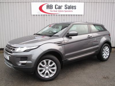 Land Rover Range Rover Evoque Coupe 2.2 ED4 Pure Tech 2WD 3dr