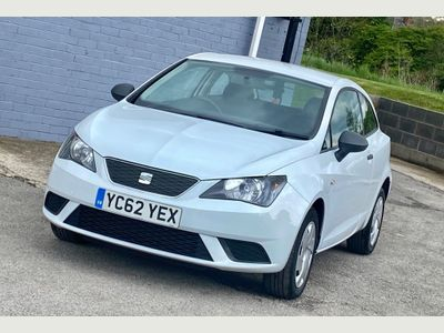 SEAT Ibiza Hatchback 1.2 TDI Ecomotive CR S SportCoupe 3dr (a/c)