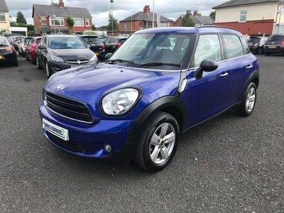 MINI COUNTRYMAN Hatchback 1.6 One (Pepper) 5dr
