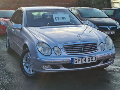 Mercedes-Benz E Class Saloon 3.2 E320 Elegance 4dr