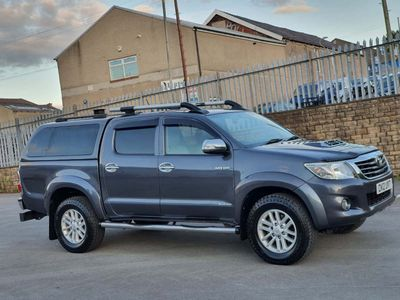 Toyota Hilux Pickup 3.0 D-4D Invincible Crewcab Pickup 4dr
