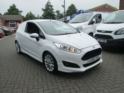 Ford Fiesta Car Derived Van 1.5 TDCi Sport Panel Van 3dr