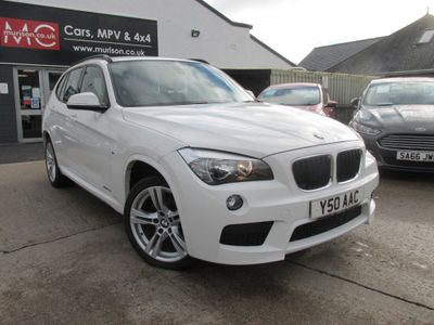 BMW X1 SUV 2.0 20i M Sport xDrive 5dr