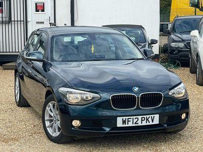 BMW 1 Series Hatchback 1.6 118i SE Sports Hatch 5dr