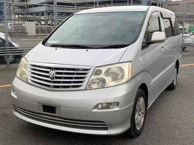 Toyota Alphard MPV AX L Edition, 5dr, 8 Seater, Low Miles