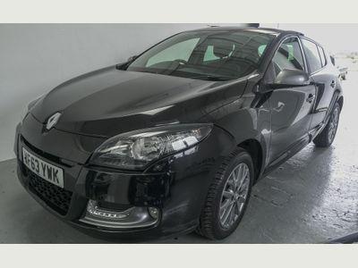 Renault Megane Hatchback 1.6 Knight Edition 5dr