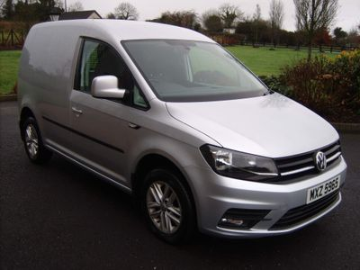 Volkswagen Caddy Panel Van 2.0 TDI C20 BlueMotion Tech Highline EU6 (s/s) 5dr