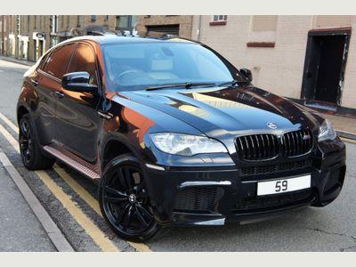 BMW X6 M SUV 4.4i V8 xDrive 5dr