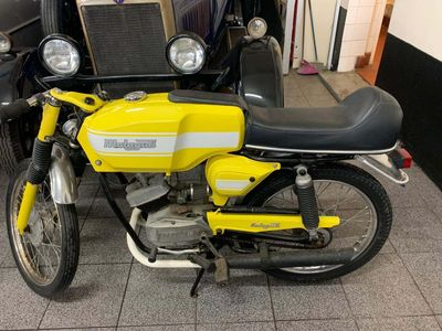 Malaguti XTM Moped 50