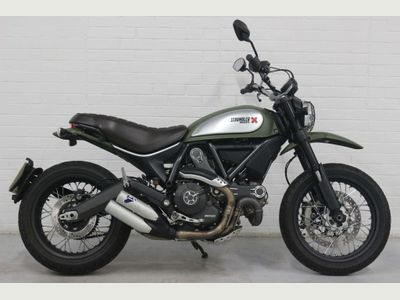Ducati Scrambler Unspecified Roadster/Retro Scrambler