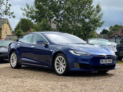 Tesla Model S Saloon 60 Auto 5dr