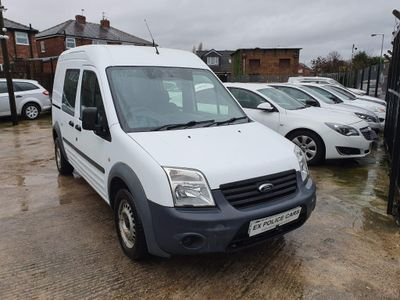 Ford Transit Connect Other 1.8 TDCi T230 High Roof Crew Van LWB 4dr DPF