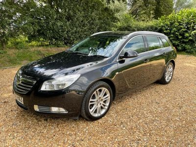 Vauxhall Insignia Estate 2.0 CDTi Exclusiv Nav Sports Tourer 5dr