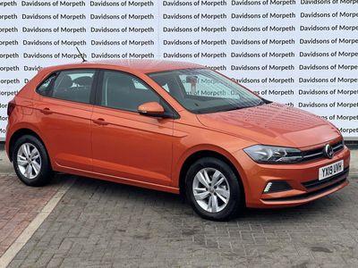 Volkswagen Polo Hatchback 1.0 TSI SE DSG (s/s) 5dr