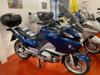 BMW R1200RT Tourer 1200 RT