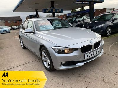 BMW 3 Series Saloon 2.0 325d SE (s/s) 4dr