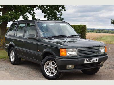 Land Rover Range Rover SUV 4.0 V8 5dr