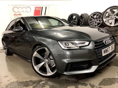 Audi A4 Saloon 2.0 TDI ultra S line (s/s) 4dr