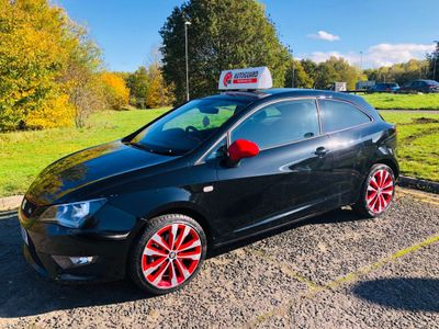 SEAT Ibiza Hatchback 1.2 TSI FR Red Edition SportCoupe 3dr