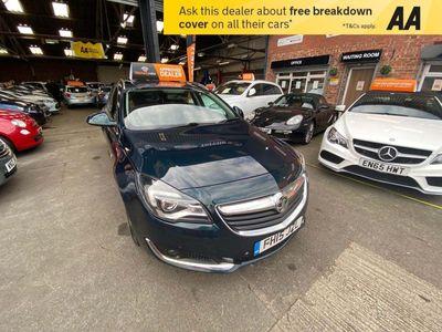Vauxhall Insignia Estate 2.0 CDTi ecoFLEX Design Sport Tourer (s/s) 5dr
