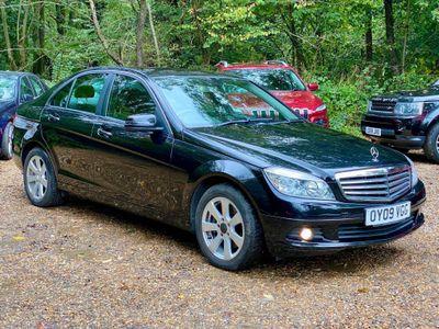 Mercedes-Benz C Class Saloon 1.8 C200 Kompressor SE 4dr