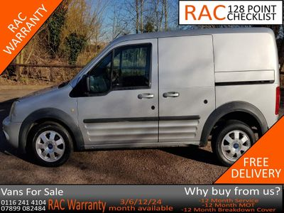 Ford Transit Connect Panel Van 1.8 TDCi T200 Limited Panel Van SWB 4dr DPF