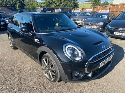 MINI Clubman Estate 2.0 Cooper S Sport Steptronic (s/s) 6dr